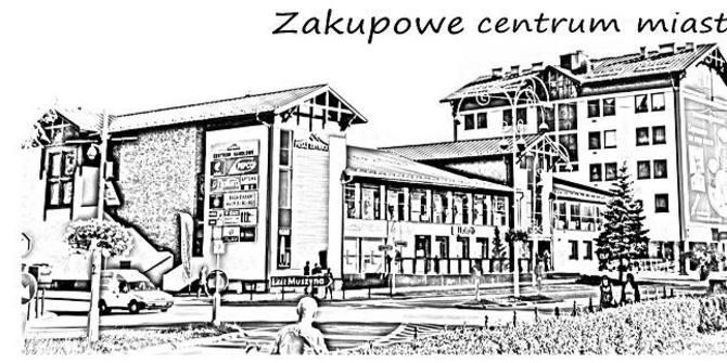Photo 1 of Pasaż Krynicki Pasaz Krynicki