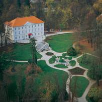 Tivoli park and Tivoli mansion