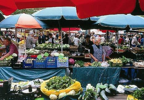 Ljubljana Markets