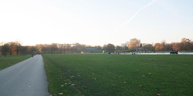Secret Garden: Green Spaces In London
