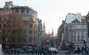Exploring Whitehall and Westminster