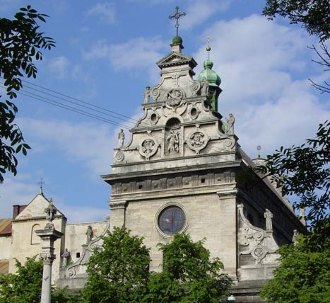 Lviv Churches and Cathedrals
