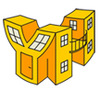 Yellow House Hostel logo