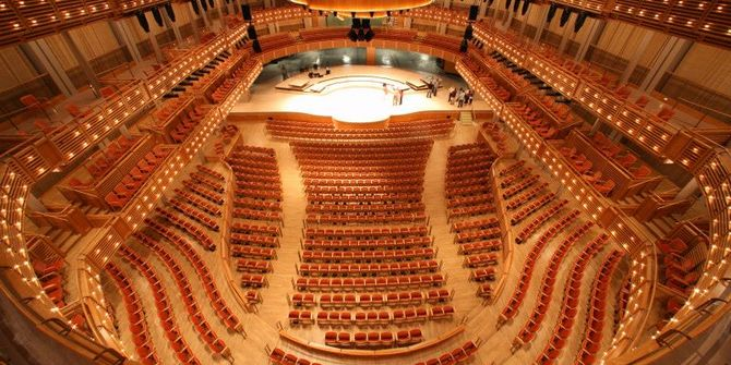 Photo 1 of Adrienne Arsht Center for the Performing Arts Adrienne Arsht Center for the Performing Arts