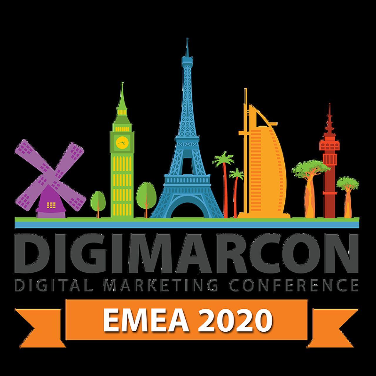 DigiMarCon EMEA 2020 - Digital Marketing Conference