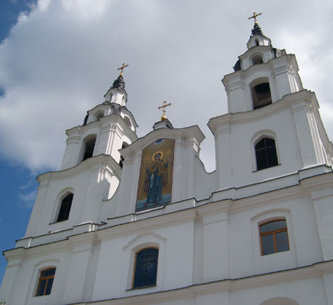 Churches and Cathedrals in Minsk