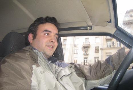The Citizen Taxi