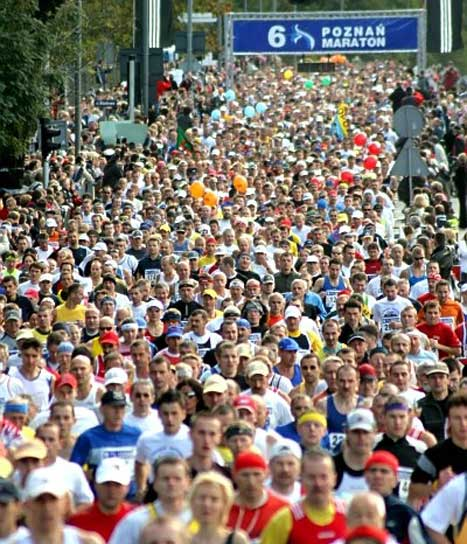 The Biggest Run in Poland!