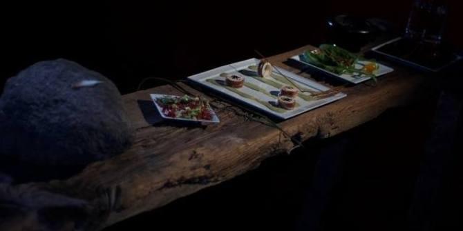 Photo 1 of Dark Restaurant Dark Restaurant