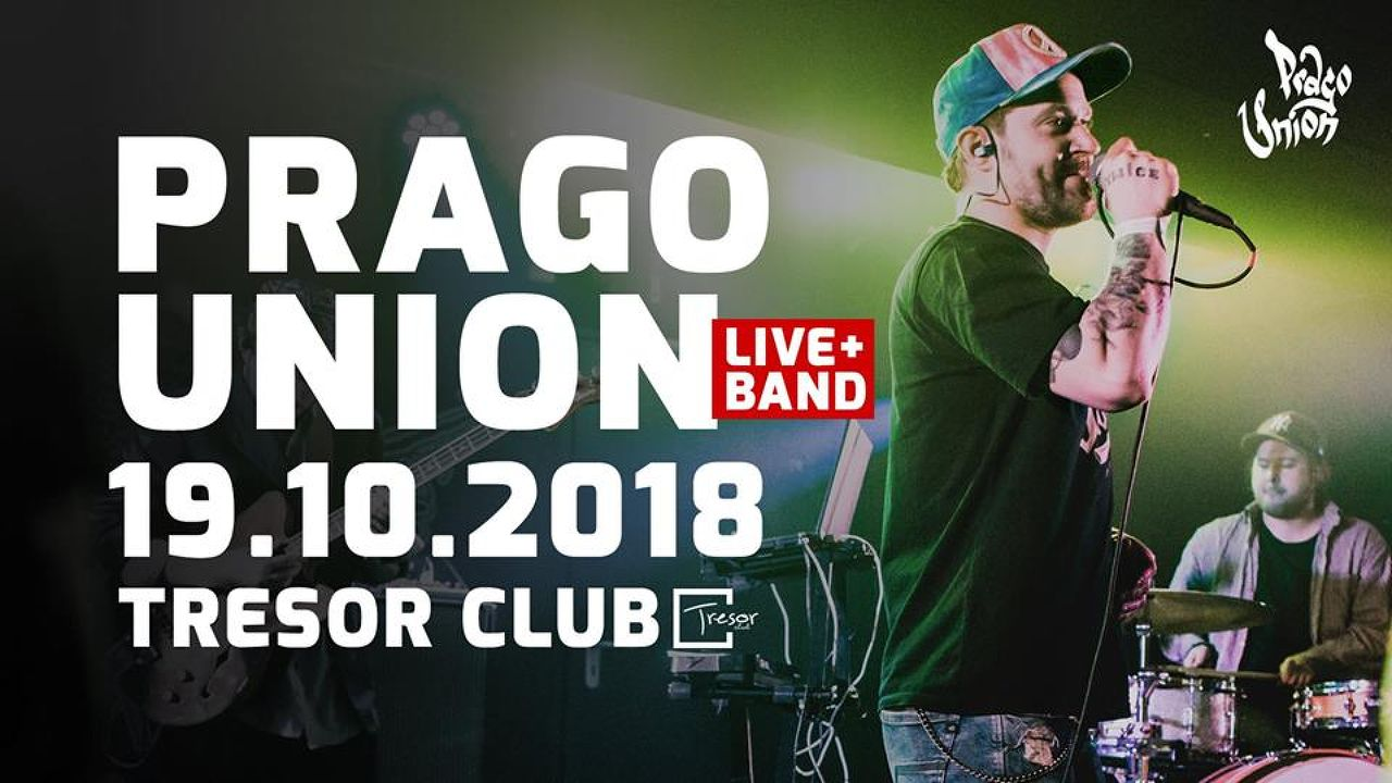 Prago Union (band) in Tresor