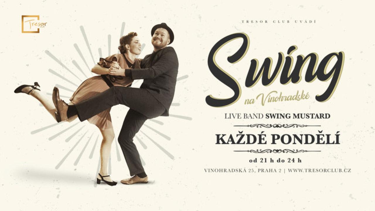 Swing on Vinohradska
