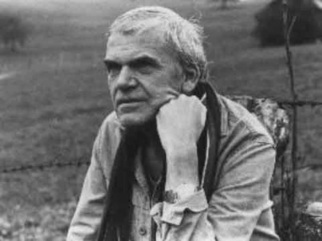 Milan Kundera - Czech's legendary writer