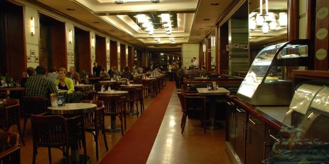 Photo 1 of Cafe Slavia Cafe Slavia