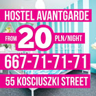 Avantgarde Hostel