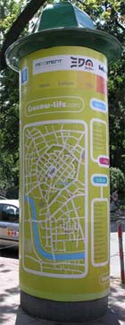 Cracow Life City Poster