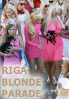 Riga Blonde Parade