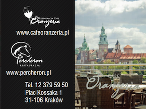 Cafe Oranzeria-Percheron Restaurant