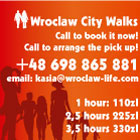 Wroclaw City Walks
