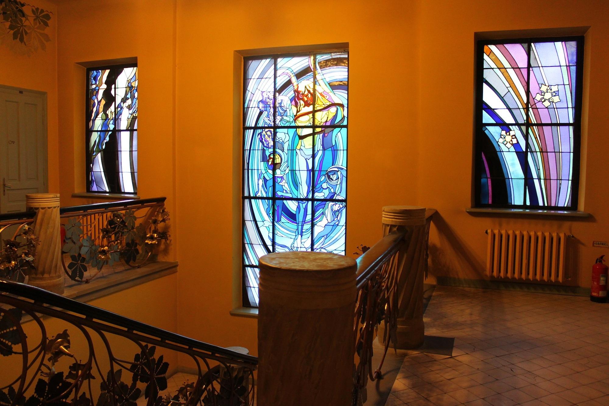 Art Nouveau in Krakow