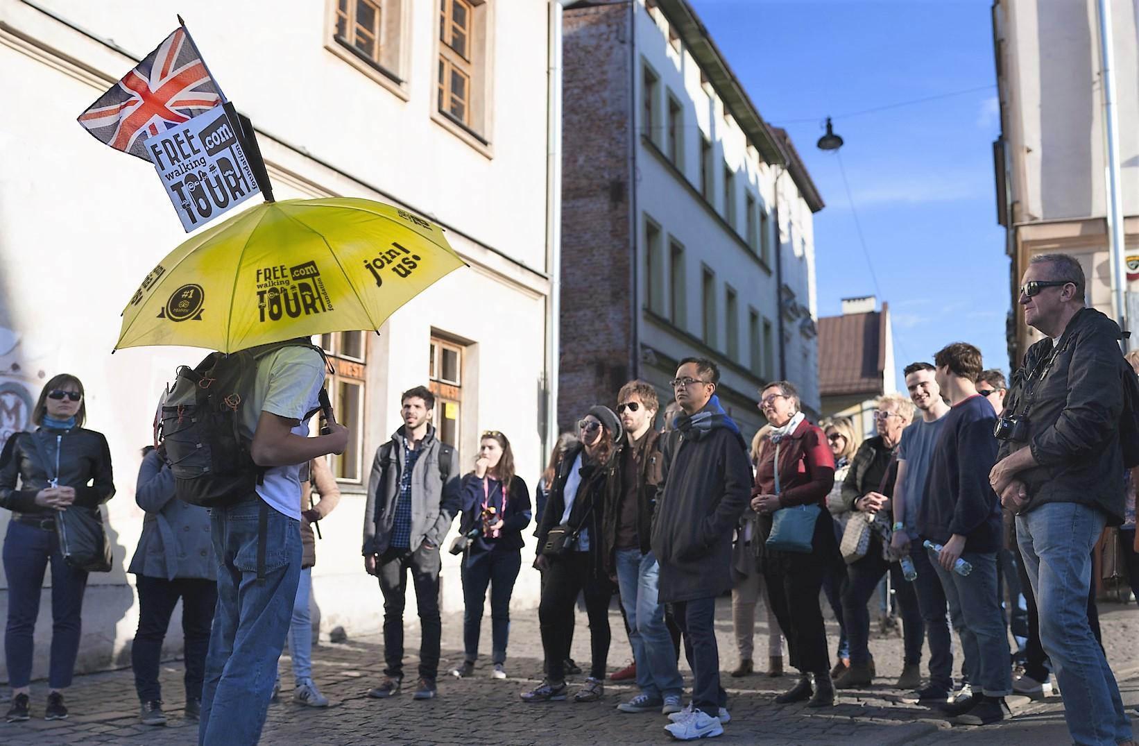 free walking tour