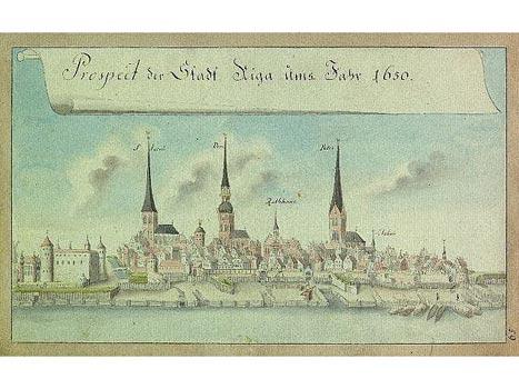 Riga History - A Retrospective