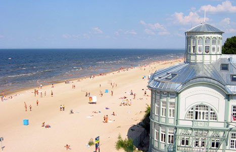 Jurmala - Sea, Sand and Spas
