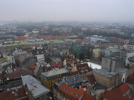 Riga Latvia - A Survivor's Guide!