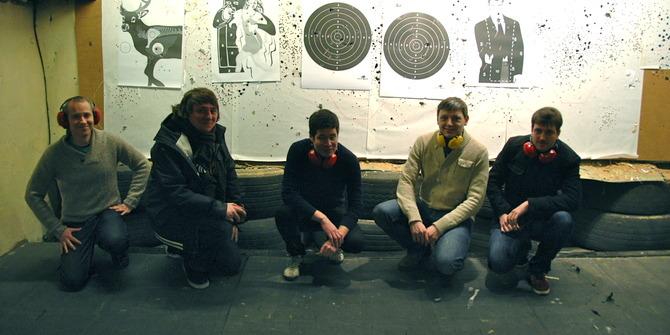 Riga Shooting