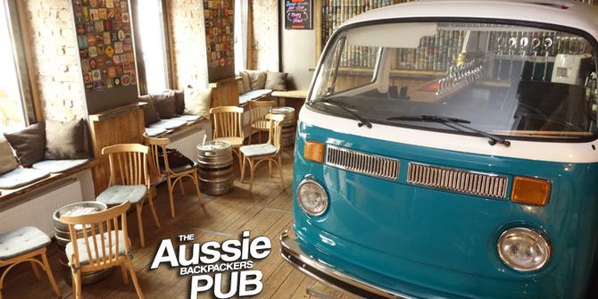 Aussie Backpackers Pub