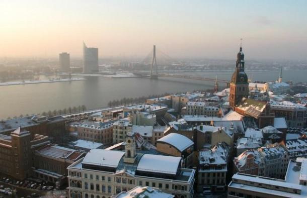 Centre Ville Riga
