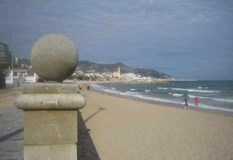 Sitges Beaches: Sun Sand & Sangria!