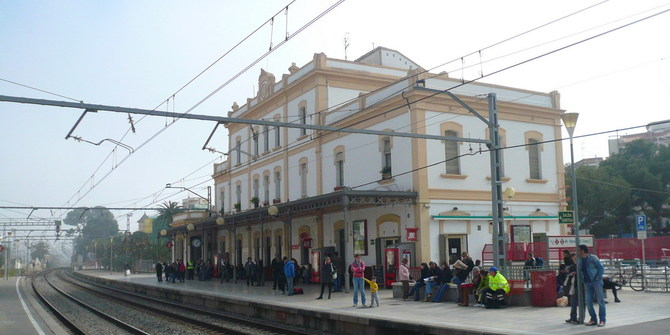 Photo 1 of Sitges Train Station Sitges Train Station
