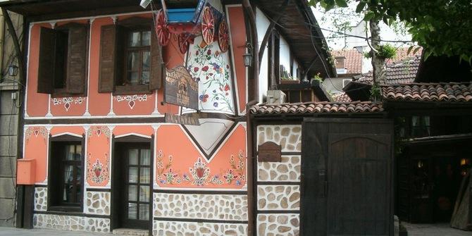 Photo 1 of Hadjidraganovite Kashti Hadjidraganovite Kashti