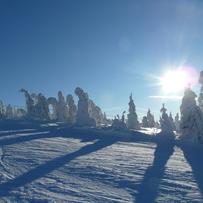 ski slope Male Skrzyczne
