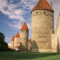 Town Wall Towers