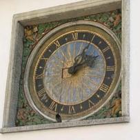 Pühavaimu Church Clock
