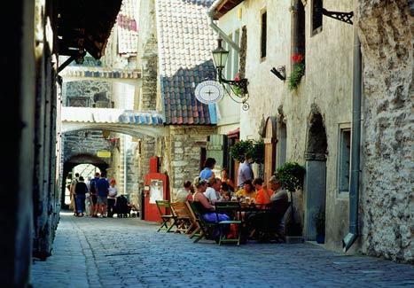 Tallinn History
