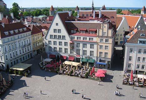 Tallinn Old Town - Medieval Splendour