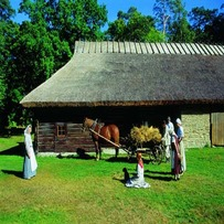 Estonian Open Air Museum at Rocca al Mare