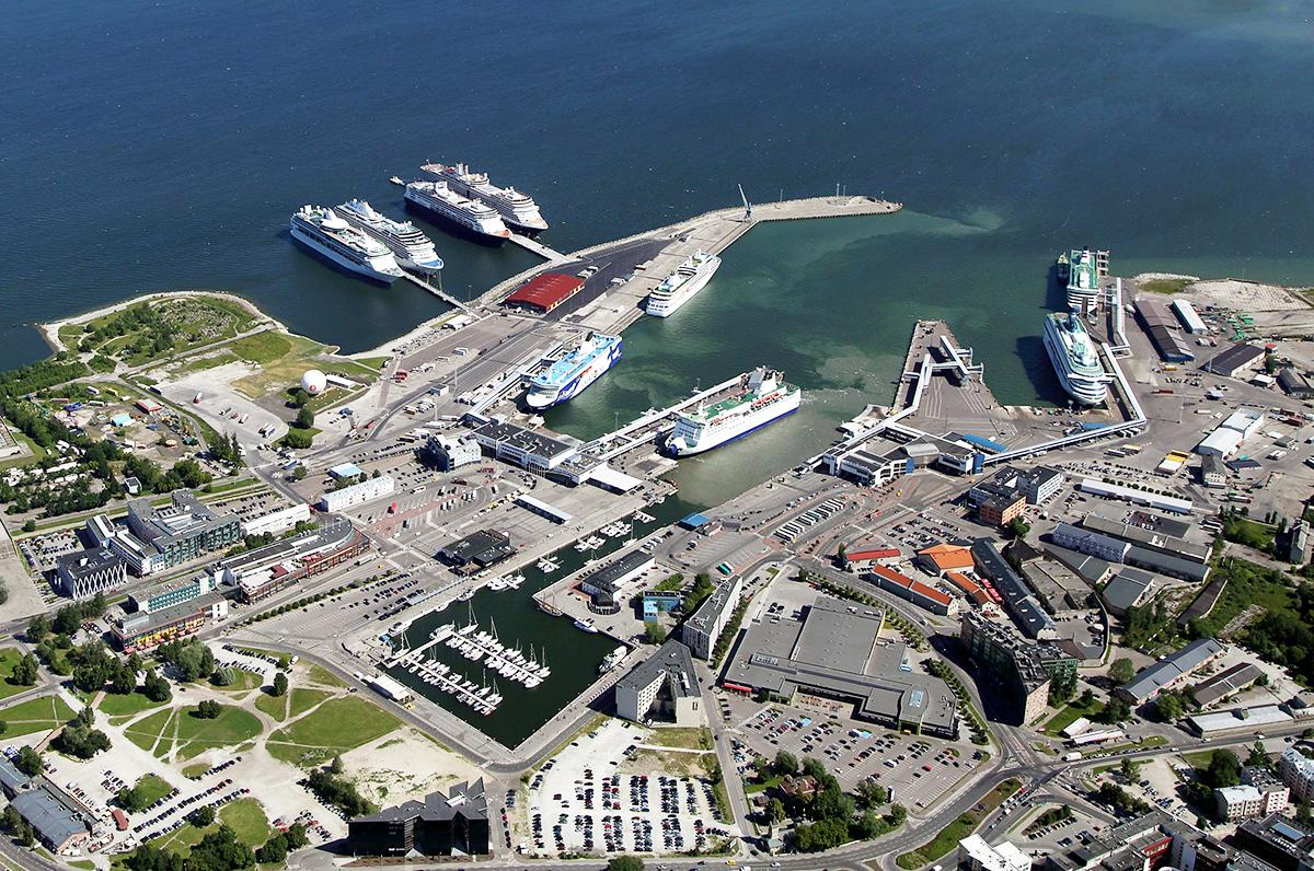 Photo 1 of Port of Tallinn Port of Tallinn