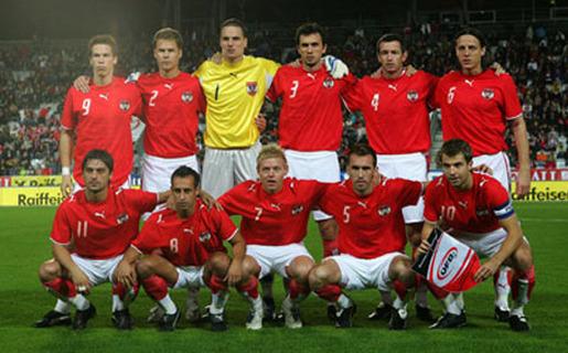 Euro 2008: Austria/Switzerland