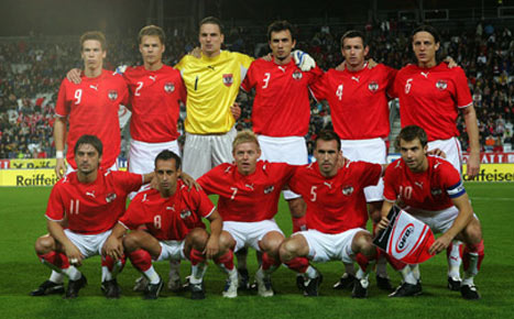 Euro 2008: Austria/Switzerland