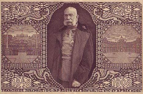 Emperor Franz Joseph I