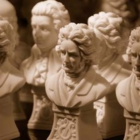 Beethoven Busts