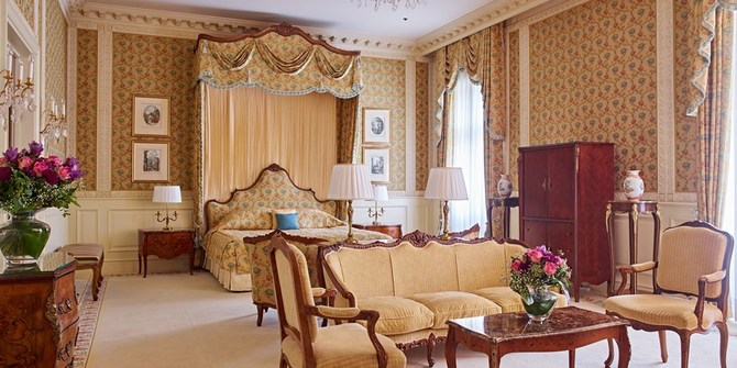 Photo 1 of Grand Hotel Wien Grand Hotel Wien