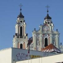 The Church of Saint Catherine