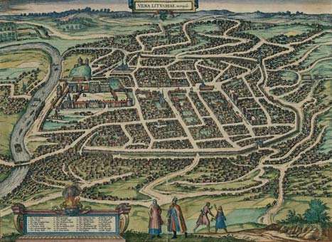 The History of Vilnius