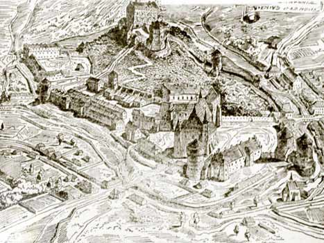 The Vilnius Castle Complex: Worse for Wear