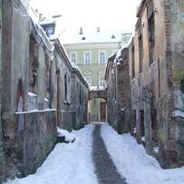 Uzupis Pathway