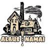 Alaus Namai logo